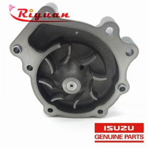 8-98038845-0 Water Pump Assembly Suitable for ISUZU 4HK1 TBK