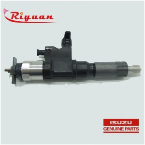 8-98243863-0  ISUZU 4HK1 COMMON RAIL FUEL INJECTOR
