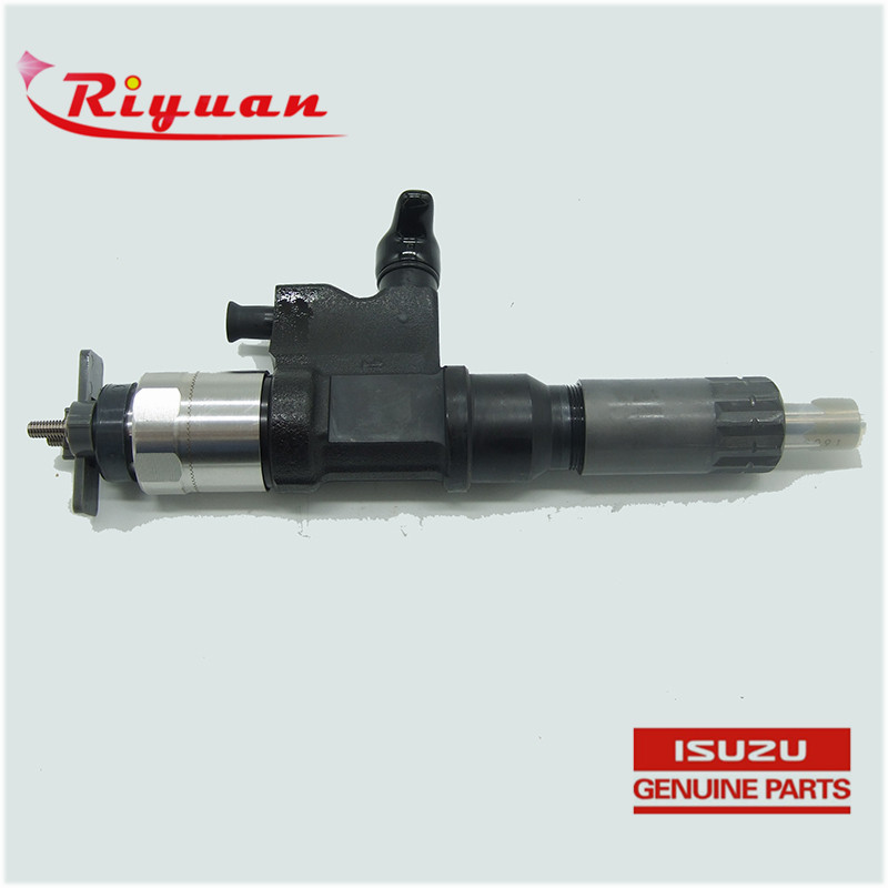 8-98243863-0  ISUZU 4HK1 COMMON RAIL FUEL INJECTOR Featured Image