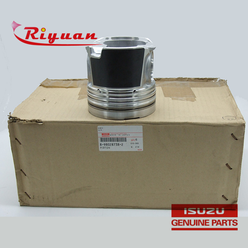 8-98028738-2  Piston STD 0610- SH460-5   6655 Featured Image