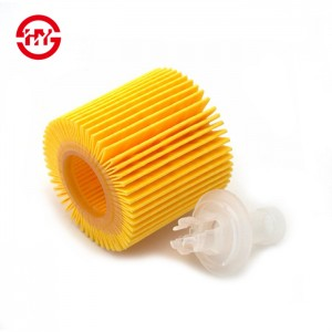 Oil Filter 04152-37010  auto accessories for  Toyota Corolla Matrix Prius  1.8L