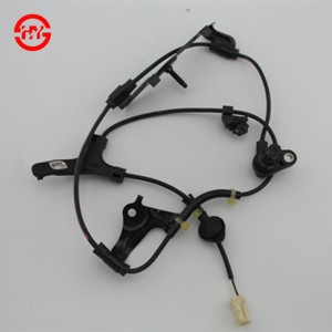 Hot sales high quality ABS brake sensor 89545-12100 for Japanese car