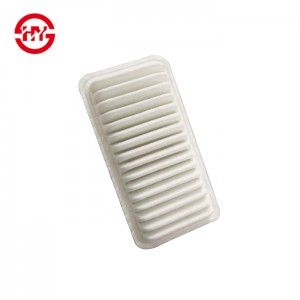 Wholesale 17801-22020 Engine air filter for Toyota Corolla 1.8L l4 2003 – 2008