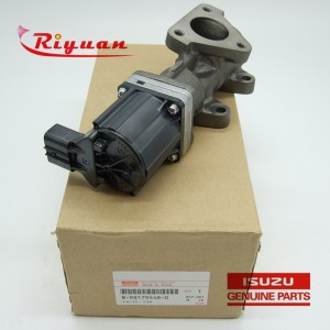 8-98179548-1 6HK1 EGR Valve For ZX350-3 ZX330-3 CX350 Excavtor