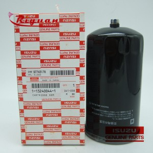 1-13240044-0 DIESEL FILTER (SPIN-ON) ISUZU ZX330,EX356,SH330-3/350-3,6SD1