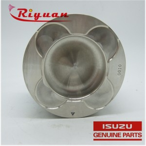 1-12112001-0 Isuzu Piston Engine Parts For 6WG1 Excavator ZX470-3