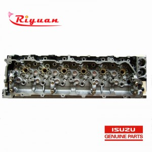 8-98243823-0 Genuine Original Excavator Parts  6HK1 Cylinder Head for isuzu
