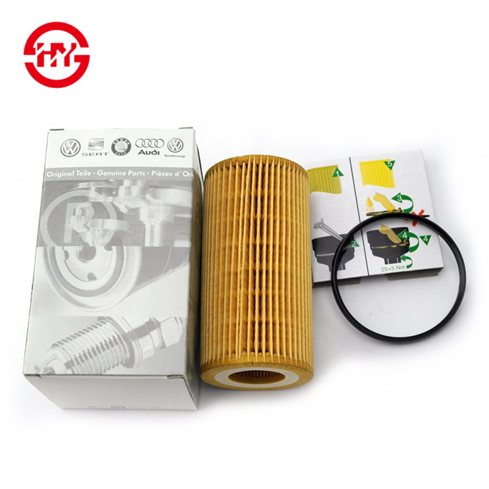 Engine Oil Filter Cartridge  06D115562 for 05-13 Audi VW Volkswagen 2.0L 2.5L A4 Jetta Golf