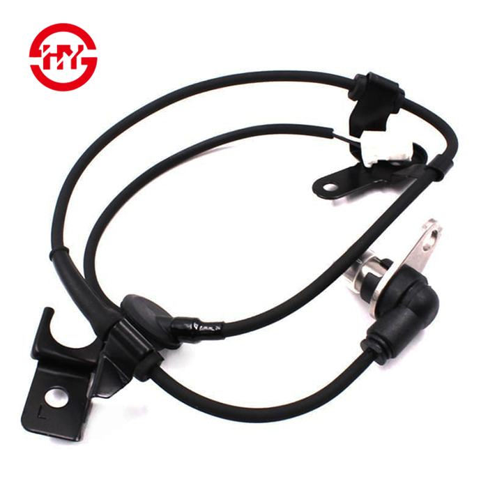 Rear Left ABS Wheel Speed Sensor For Mazda 323 Protege B25D4372YB B25D-43-72YB