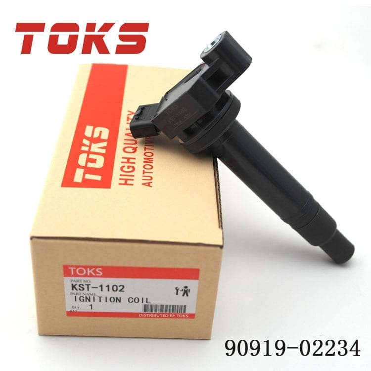 OEM China Tiida Rubber Boot - best quality OEM# 90919-02234 90919-19016 automotive accessories ignition coil for Japanese car – Haoyang