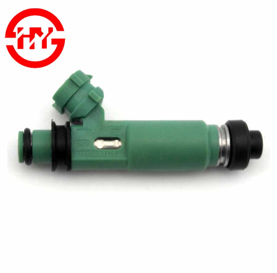 Wholesale distributor Original Fuel Injector Injection Nozzle Price for Japanese Car OEM 195500-3170