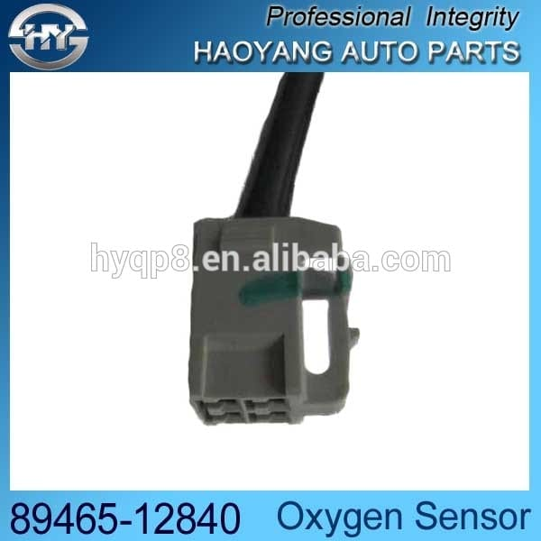 high reputation Top quality Auto medical oxygen sensor OEM# 89465-12840 For TOyo Japanese car
