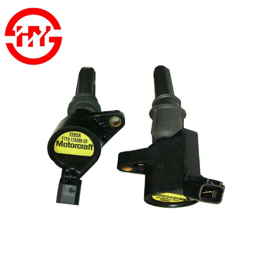 High cost performance AUTO ENGINE car ignition coil (F7TU-12A366-CD)