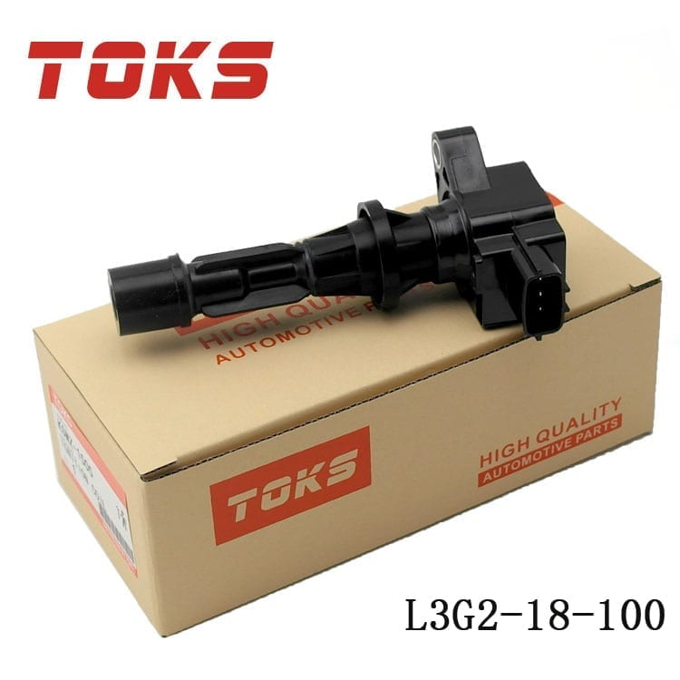 factory outlet auto mountings ignition coil for Japanese car OEM# L3G2-18-100 6M8G12A366 L3G2-18-100A9U