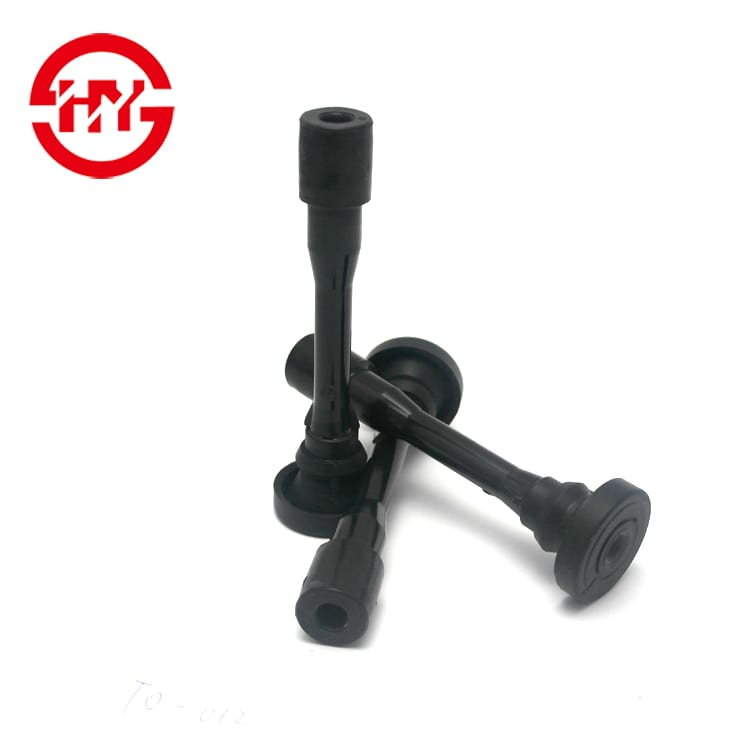 Digawe ing China boot karet Koil karo nomer Spring Pats: TO-012 Auto Ignition Coil Rod
