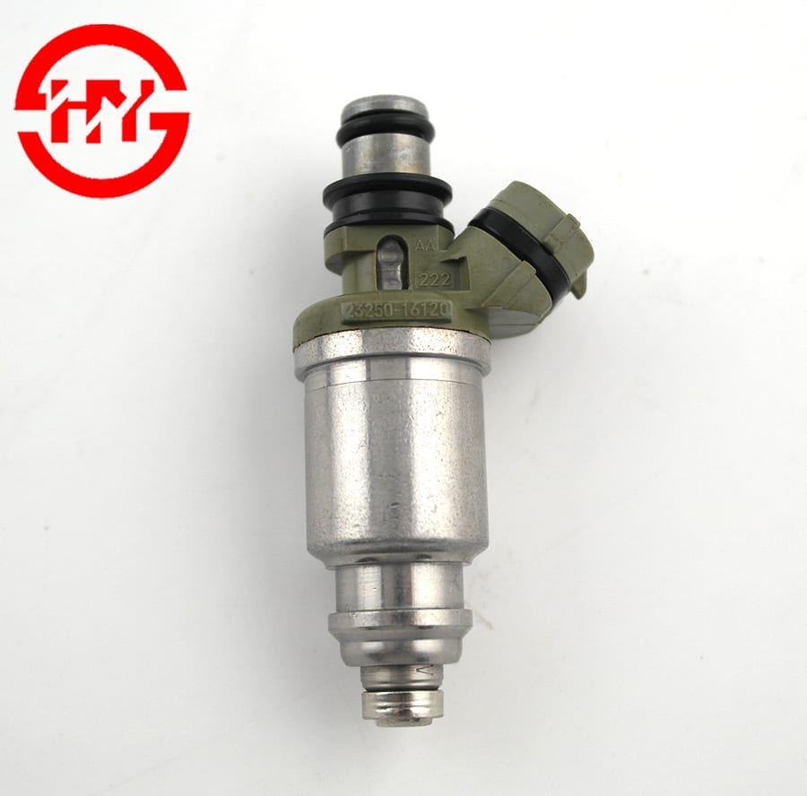 Hot Sale Fuel Injector OEM 23250-16120 23209-16120 Injection nozzle for 1.6L L4 4FE 4AFE