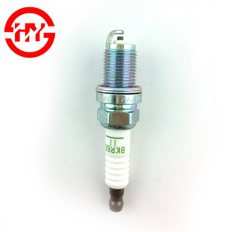 Toks hot sale V-cut nickel alloy spark plug OEM# BKR6E-11 2756 (cross reference with K20PR-U11)