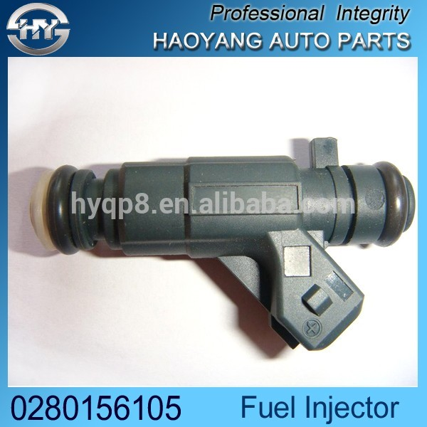 Car products natural gas injectors plastic Nozzles china wholesale OEM 079133551A 0280156105 for A6 6cyl 4.2L