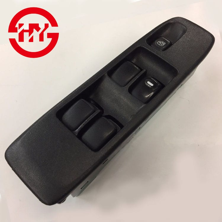 New auto parts Mk3 Shogun / Pajero 4-way electric window switch OEM number MR551244 Fit for Japanese car