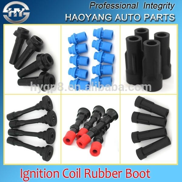 China Supplier Car Parts for Japanese Car/American Car/European Car Ignition Coil Rubber Boot(Best Price)