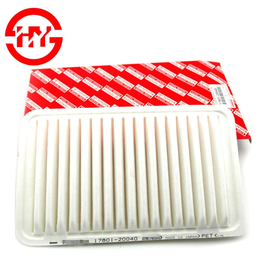 car air filter for sale oem# 17801-20040/0P040/0H020/0H010/01H10