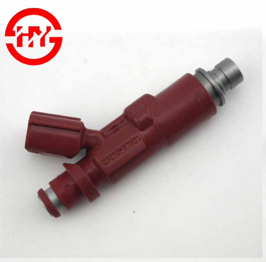 Toks Japanese Car TOY AVAN K3VE Fuel Injector Nozzle Parts 23250-97401 23209-97401