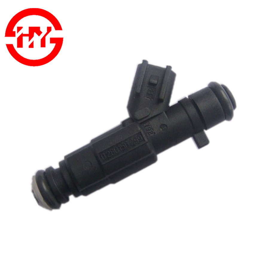 high performance fuel Injector 0280156299 with rubber o-ring