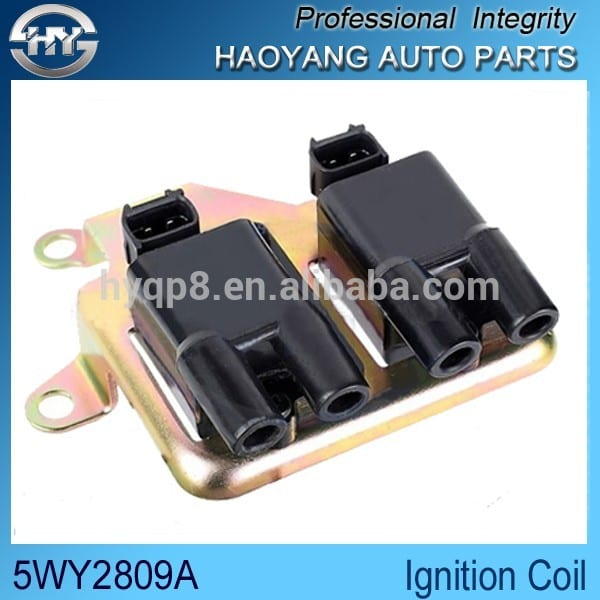 New Generator ignition coil 5WY2809A for Korean car OEM KK348-18-33X 5WY2809