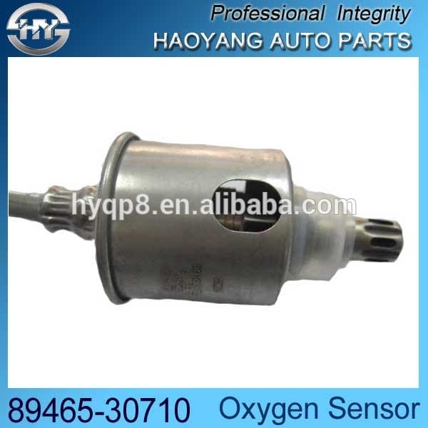 High reputation Top quality Auto finger oxygen sensor For TOyo engine OEM# 89465-30710