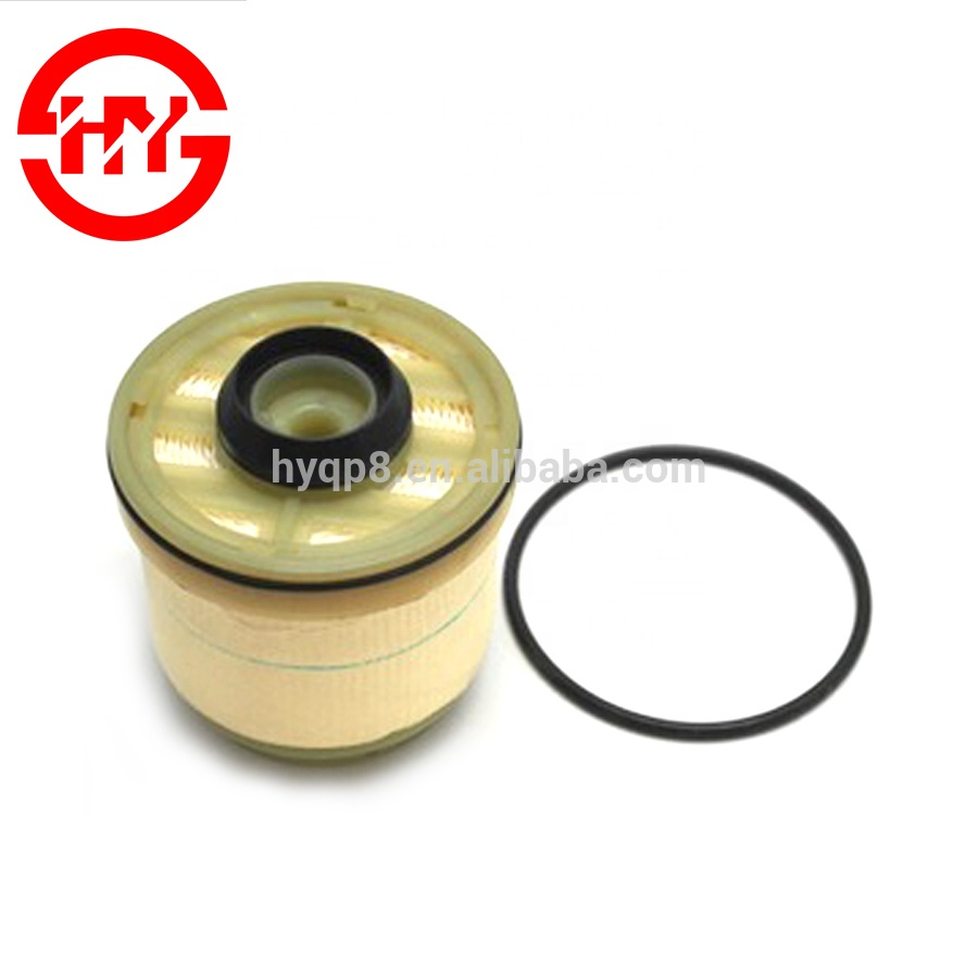 Halisi Element Oil Fuel Filter Kit Dizeli Fit Toyota Hilux Vigo Hiace 2005-2014