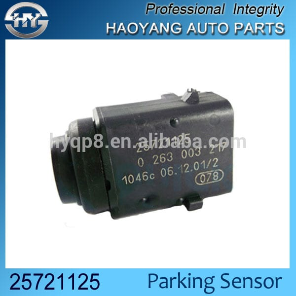 China Supplier Brand New 25721125 For American car PDC Electromagnetic Parking Sensor