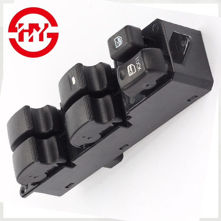 Factory Price Power Window Switch Button Master MR587943 Front Left For Montero Lancer Galant Endeavor 2.0L 2.4L 3.8L V6