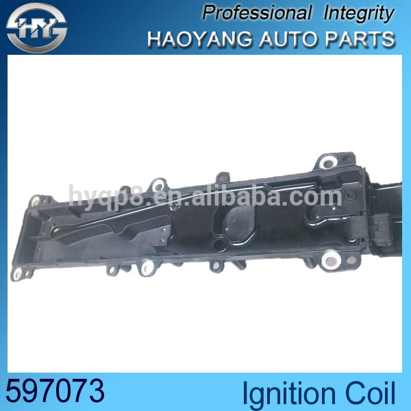 Auto pats for 306 1.8 Manual Petrol Gas 2-stroke engine ignition coil price OEM 597073 597051 596318 245099 96292106 96211048
