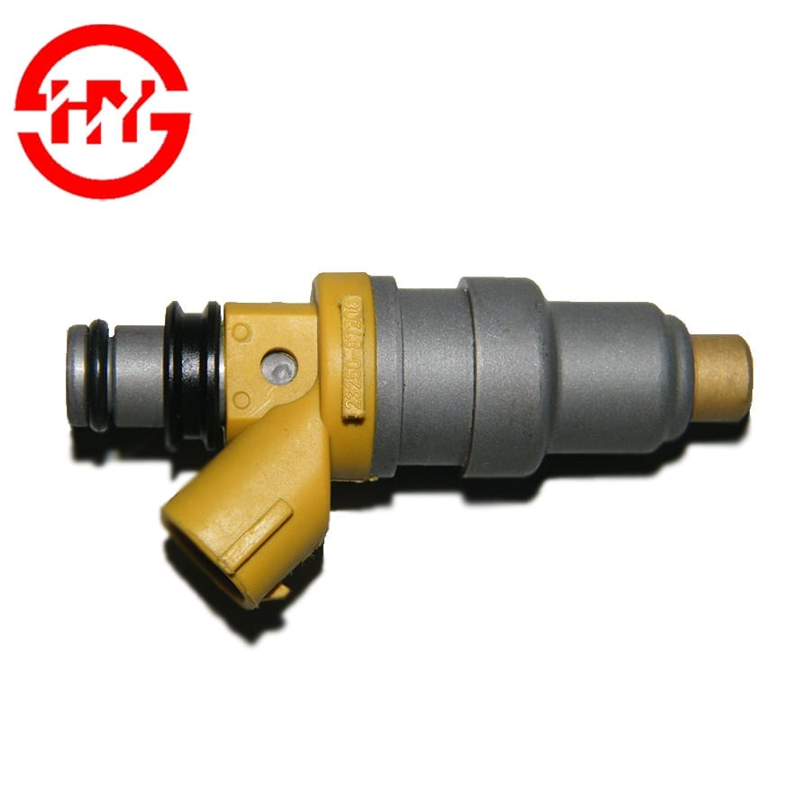 Wholesale TOKS Original Japanese car Auto Spare Fuel System Fuel Injector Nozzle Parts For Sale OEM 23250-YWG01 23209-YWG01 Featured Image