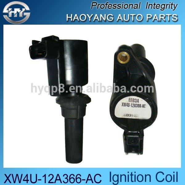 High quality Electronic Motorcraft ignition coil OEM XW4U-12A366-AC