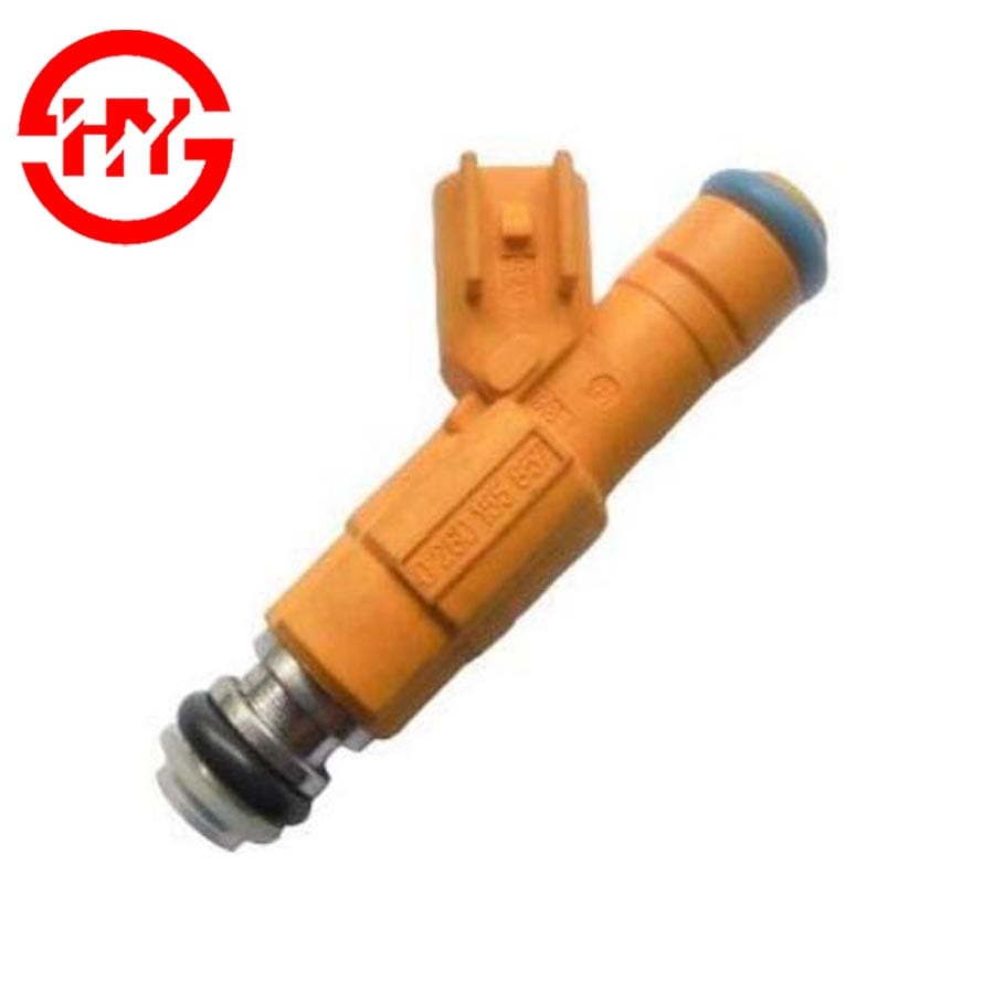 Original Motorcycle Fuel injector / Inaliti umlomo System for American Car 6.8L 1999 OEM XW7E-A5B 0280155857