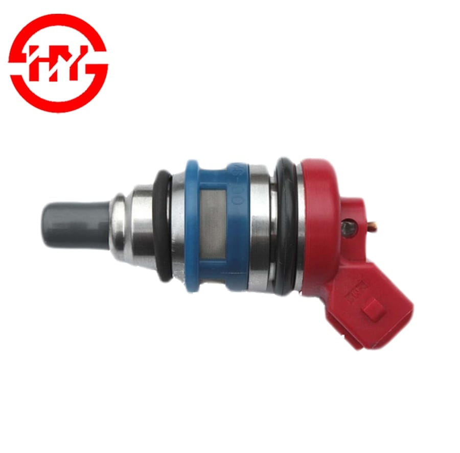 100% Tested 1 year warranty Car Red fuel Injector System Nozzles fuel injection OEM 16600-40P05 for 300ZX V6 VG30