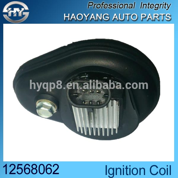 high performance favorable Auto ignition coil 12568062 for GM
