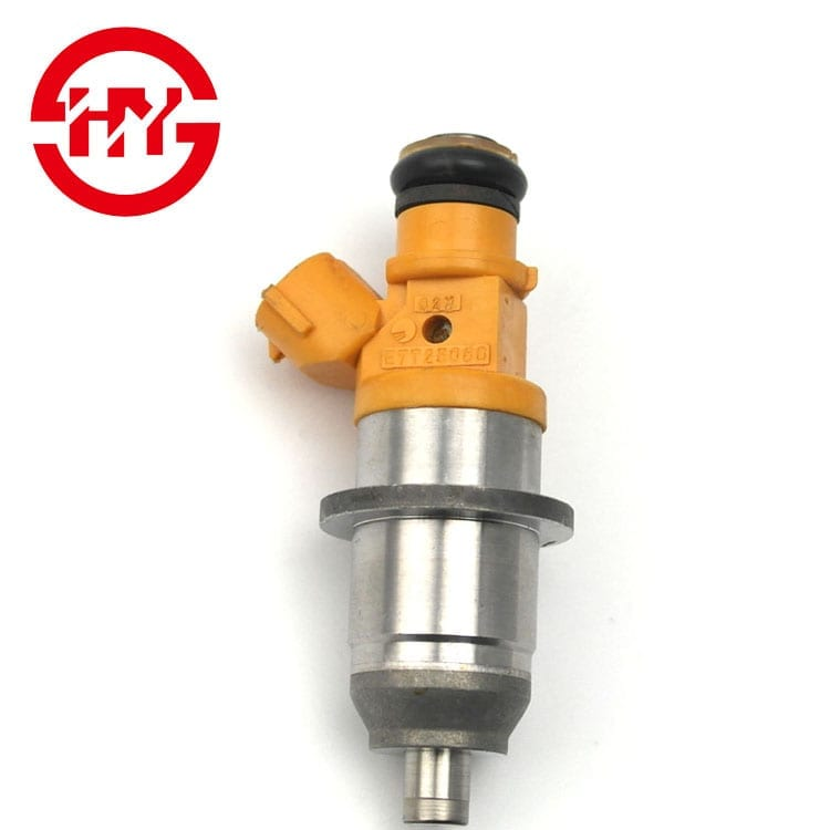 Auto fuel injector E7T25080 nozzle for Japanese car