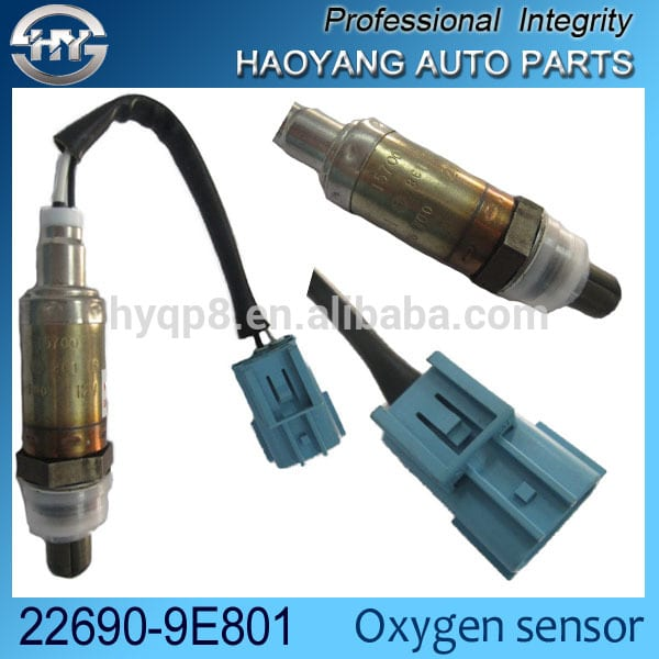 Auto Spare Parts Genuine O2 Oxygen Sensors for Japanese Car 01-04 NISS ALTI 22690-9E801