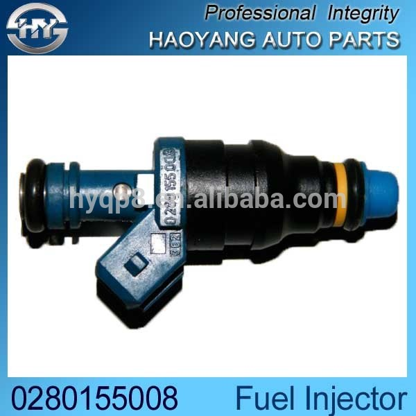European car injector assy fuel OEM 0280155008 fuel injector assembly