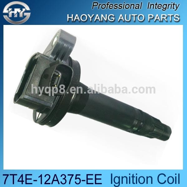 TOKS ignition coil spare parts OE NO.:7T4E-12A375-EE 7T4Z-12029-E 7T4E-12A375-ED A1140705118 CY01-18-100A
