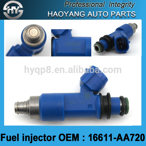 Distributor Genuine Electric Parts Original Plastic Fuel Injector Injection Nozzle For American Car 01G051B 0356