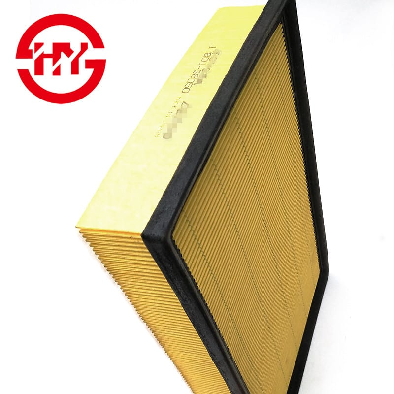 Original Element Air Filter 17801-38050 fyrir TO YO Ta TRUCK 4 Runner V6-4.0LF / inj.  (24V) DOHC 1GR-FE 2010-2012