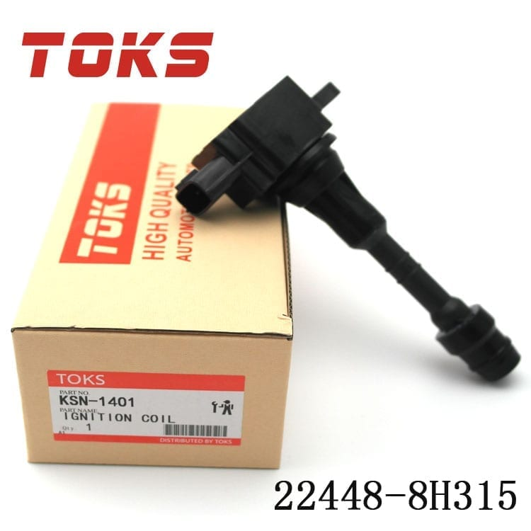 OEM No.22448-8H315 22448-8H314 22448-8H311 Quality Warranty Auto Accessories Ignition Coil for Japanese Car