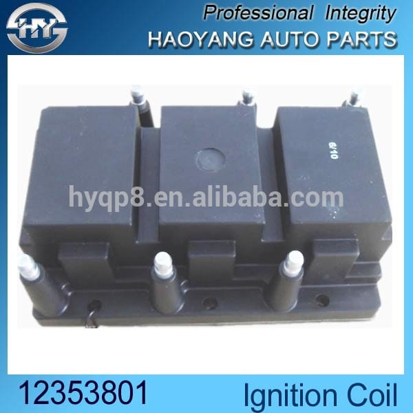 Sale New product Original TOKS Auto Ignition Coil OEM 12595088 for American car 1500 PICKUP V6-262 4.3L