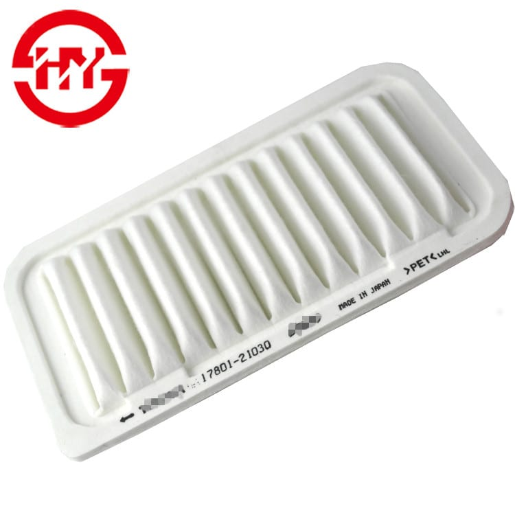 17801-21030 Air Filter bakeng Toyota Echo / 03-07 Scion Xa xB 4CYL 1.5L enjene