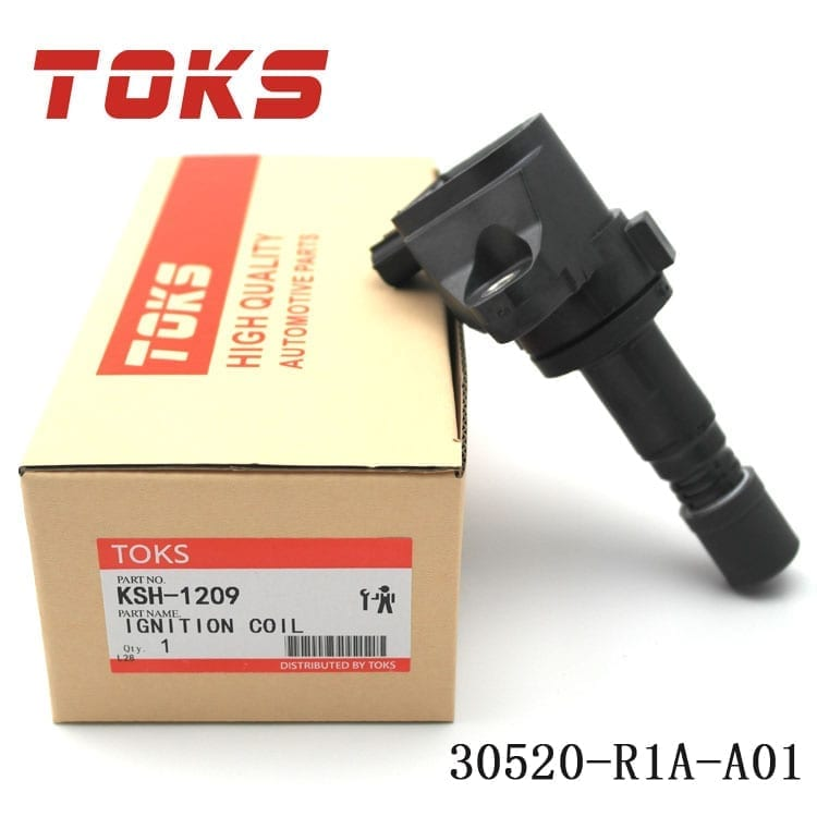 factory outlet engine parts ignition coil for Japanese car oem# 30520-R1A-A01