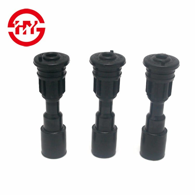 TO-013 Specialize in Ignition coil Bakelite Rubber Boots reference number ZL01-18-100 with spring
