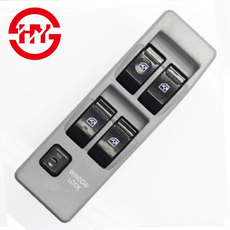 Genuine IWSMT002 Window Lifter Switch in Auto Switches MR753373 Fit For Pajero Shogun MK2 LHD